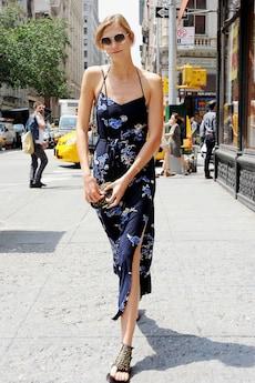 Der urbane Sommer-Look aus NYC